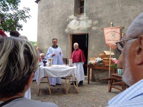 Fête de St. Vincent à Pianellu