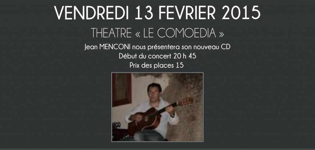 Concert J Menconi