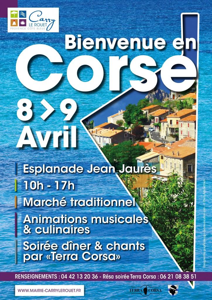 Bienvenue en Corse