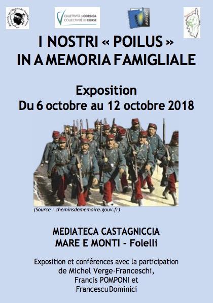 Flyer programme  mediathèque Folelli