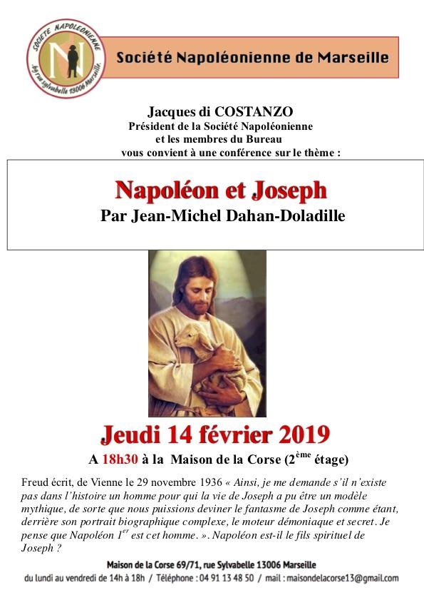 Affiche Napléon et Joseph ok