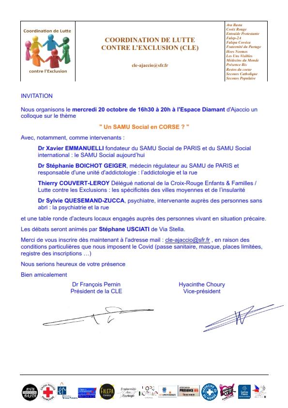 Invitation et affiche  colloque  CLE V2 -_002
